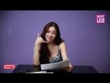 Tiffany Young Talks Girls' Generation &amp TTS
