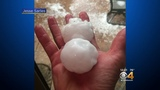 Hail Storm Causes Damage In Northern Denver Metro Area