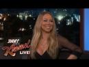 Mariah Carey - Jimmy Kimmel 2018 interview рус. суб