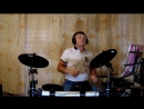 You Cant Do It Right Deep Purple drum cover Pautov Wladimir