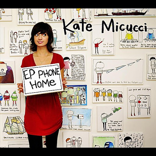 Kate Micucci альбом E.P. Phone Home