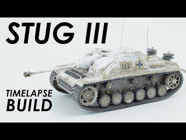 Airfix StuG III Build Review - 1:76 Scale Kit