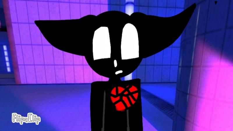 [Мини анимация] nedonebo-я хочу танцевать