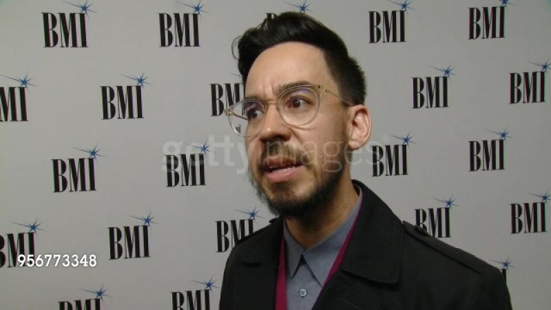 Mike Shinoda at 66th Annual BMI Pop Awards