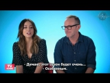 Agents of SHIELD - Chloe Bennet_FitzSimmons Wedding (русские субтитры)