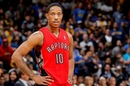 DeMar DeRozan Shows Off His Crazy Ball Handling Skills