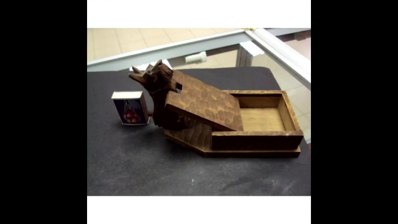 Шедевр Портсигары из дерева и шкатулки для сигар и сигарет