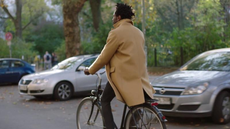 MR PORTER — Mr P. My Way: Writer and Director Mr Michael Salu