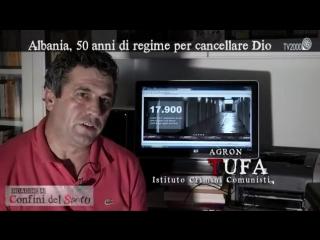 Albania terra di martiri cristiani del comunismo reale Pubblicato il 3 giu 2015 Qui hanno provato a uccidere Dio. Lo hanno uccis