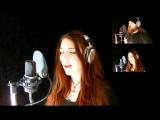 FEVER RAY - If I Had A Heart (Cover by Alina Lesnik feat. Marc v
