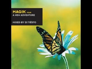 Tiesto - Magik Four: A New Aventure