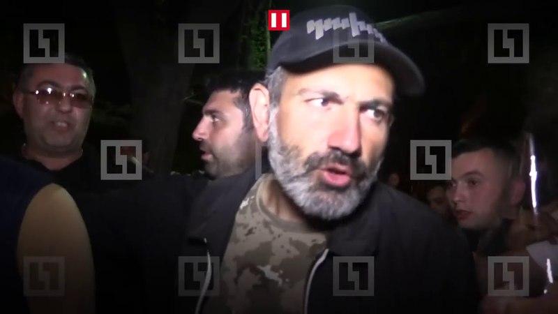 Президент или Премьер-Министр Армении-Никол Пашинян!?Все может быть.....