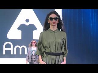 Fashion Non Stop - Показ коллекции бренда Amaia