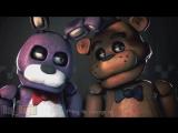 [Rag_Days] Animation - Поставил на место (FNAF Rag Days animation Eng sub)
