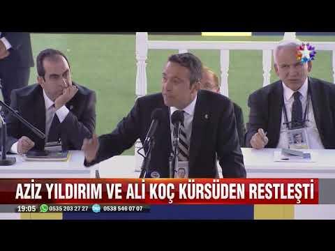 Fenerbahçe'de bir devir sona erdi Fenerbahçenin Yeni Başkanı Ali Koç