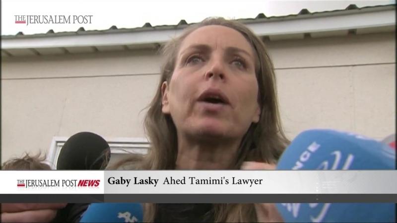L'avocate d'Ahed Tamimi et son père s'en prennent à la décision de juger l'adolescente palestinienne à huis clos, le 13 février