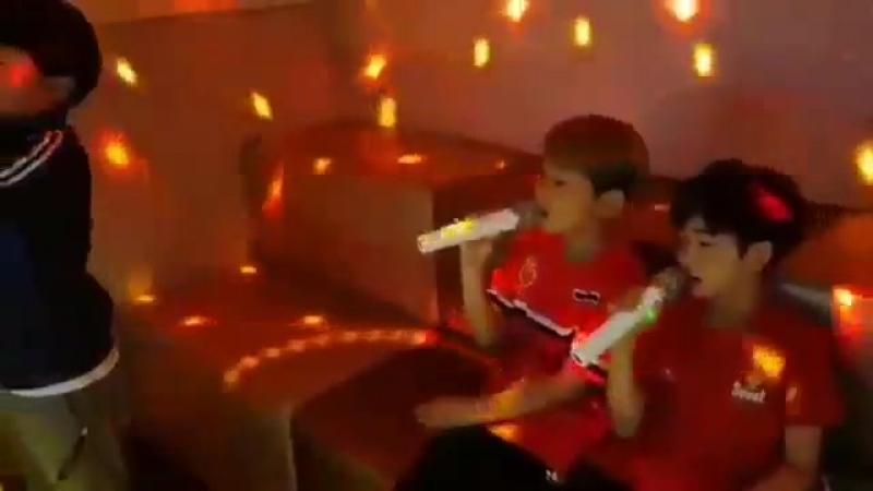 Kids nowadays are singing LoveScenario