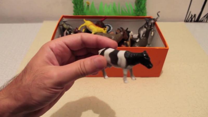 Обзор игрушек для детей Животные и их звуки ,звуки собака,звуки кошка,звуки корова,Звуки Животных,КАК Говорят Животные