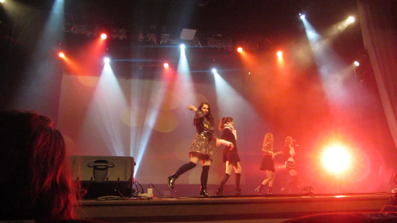 FTD 17' MDS GIRLS DANCE SHOW BLACKPINK - PLAYING WITH FIRE