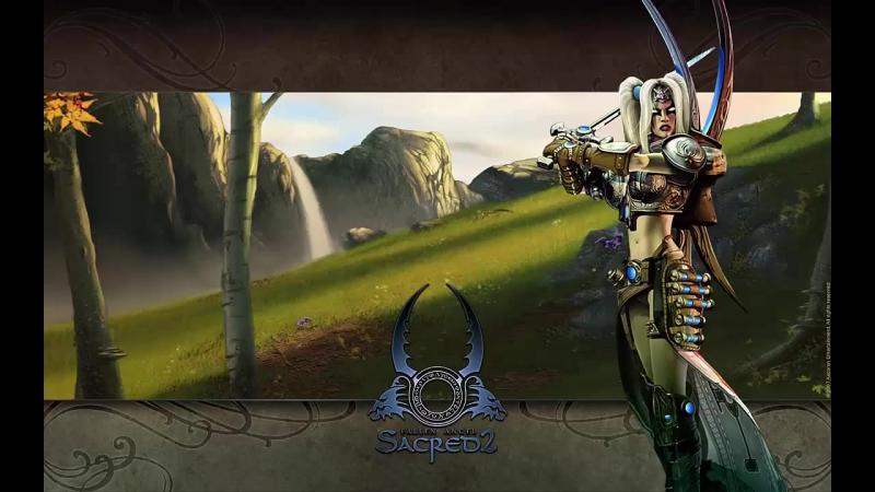 Sacred 2 Fallen Angel - Seraphim Fight Hard Theme Extended