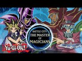 Yu-Gi-Oh! Duel Monsters: Battle City: The Master of Magicians