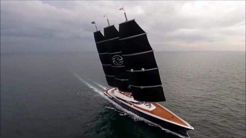 Oceanco Black Pearl
