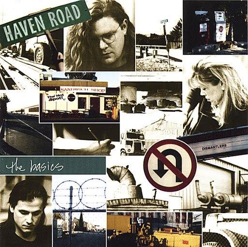 The Basics альбом Haven Road
