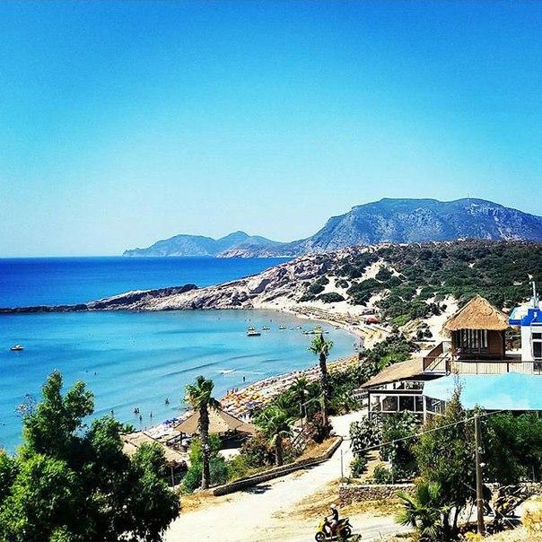 Готовимся к лету: туры в Грецию (остров Кос) со «все включено» за 24900 с человека