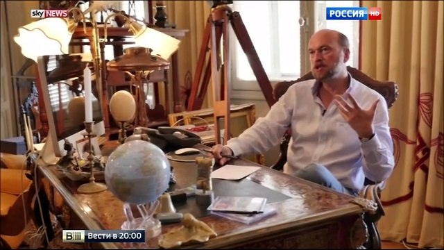 Вести 20:00 • Бизнес-обман или пиар-кампания: русский олигарх бежал от суда из Лондона в Париж