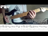 ROCKNMOB GUITAR LESSON - Nickelback - How You Remind Me