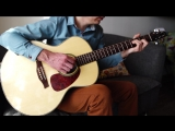 Sting-Fields of Gold (guitar fingerstyle)