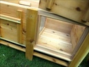 Redworm compost bins cedar and plywood made by Northwest Redworms