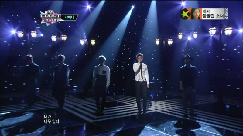 SHINee - UpNext Sleepless Night Why So Serious (230513 on Mnet M! Countdown)