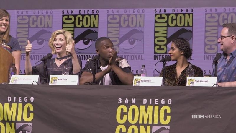 Who is Thirteen San Diego Comic Con 2018 BBC America
