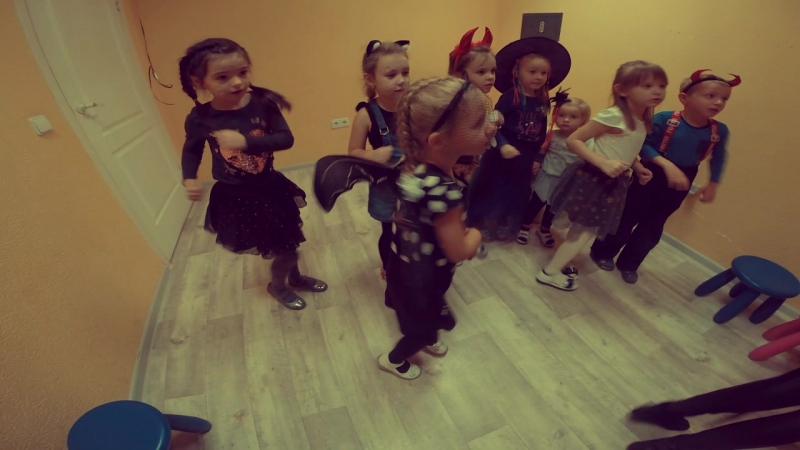 Barko School Halloween 4