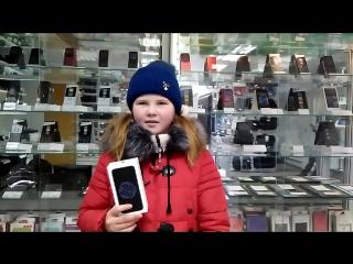 Победитель Iphone 6 Тимкина Полина