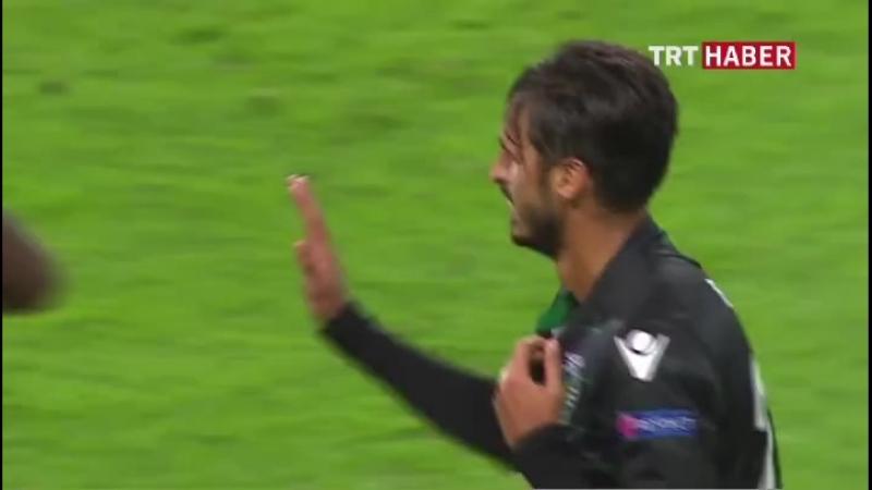 UEFA - 2015 - 2016 Sezonu - H Grup - Beşiktaş 1 - 1 Sporting CP