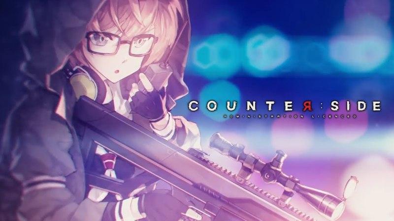 CounterSide (KR) - Game teaser trailer