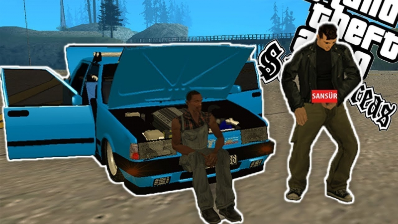 Multi Theft Auto MTA SA заходи и подписывайся на канал и делись с друзьями