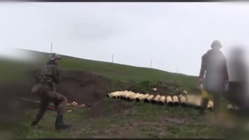 Marine Muradyan Qaj Hovsep Kirakosyani hishatakin