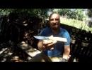 Жёсткий тест ножа от мастерской Весёлый Роджер