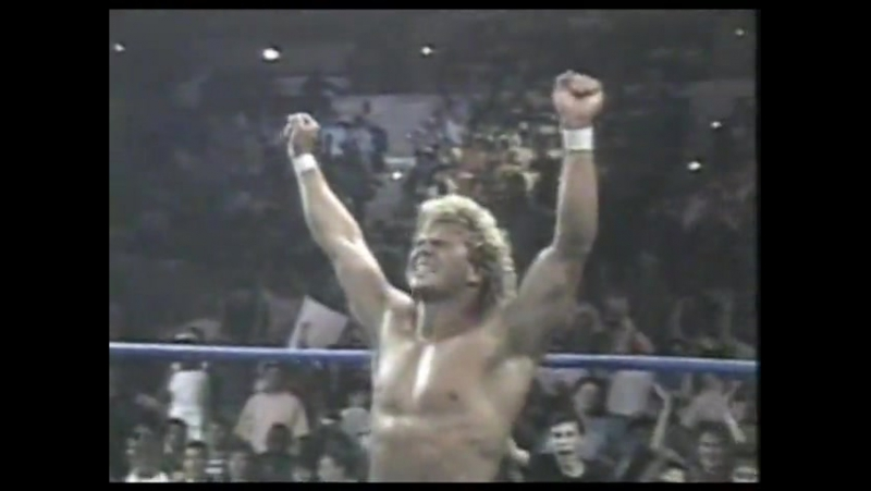 WCW WrestleWar 1992 part 1