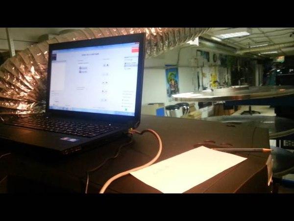 Подключение компьютера к проектору Barco (часть 2)