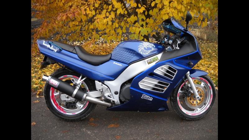 Suzuki rf400 vr
