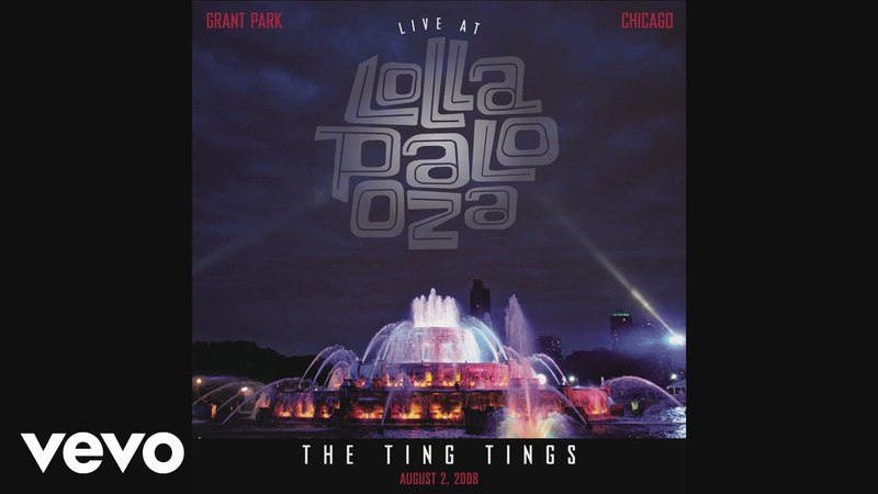 The Ting Tings - Great DJ (Live from Lollapalooza) (Audio)