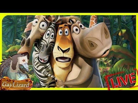 Стрим Madagascar ЧАСТЬ 2 Опасные Фоссы Финал