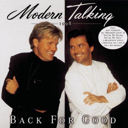 Modern Talking альбом Back For Good/2nd