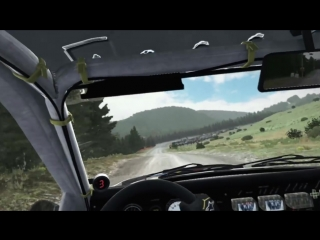 DiRT Rally VR is INSANE.mp4