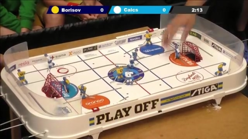 M.Borisov(RUS) vs E.Caics(LAT)_ ECh 2018 Final series