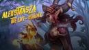 Alexstrasza from World of Warcraft Speedpaint